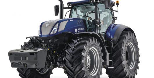 New Holland jaunie T7 HD sērijas traktori jau noliktavā!