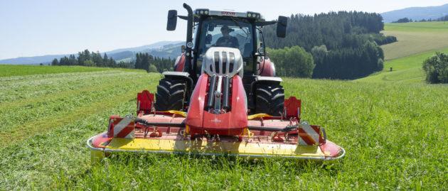 JAUNUMS: PÖTTINGER NOVACAT ALPHA MOTION PRO pļaujmašīna