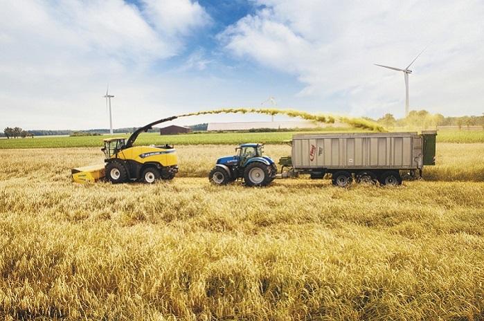 New Holland lauksaimniecības tehnika kļuvusi par līderi Latvijā